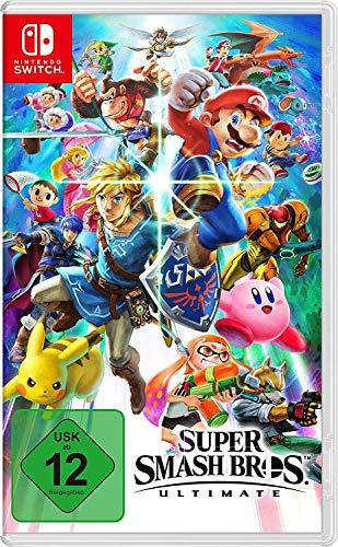 Super Smash Bros. Ultimate - Nintendo Switch [Importación alemana] REACONDICIONADO