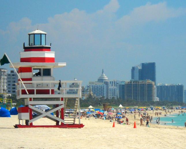 Miami 464€/p: vuelos + alojamiento 7 noches + desayunos