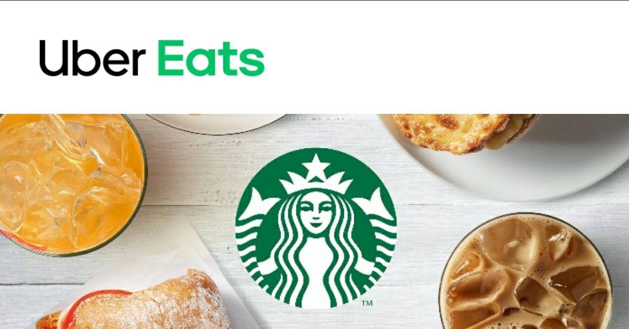 Envío gratis en Starbucks con Uber Eats ILIMITADO (pedido mínimo de 10€)