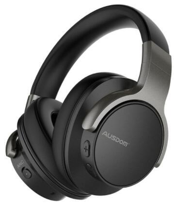 Auriculares Ausdom ANC8 bluetooth con cancelación de ruido