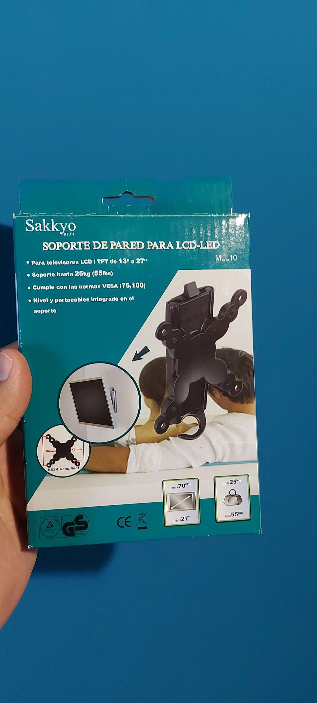 Soporte TV sakkyo(Canarias)