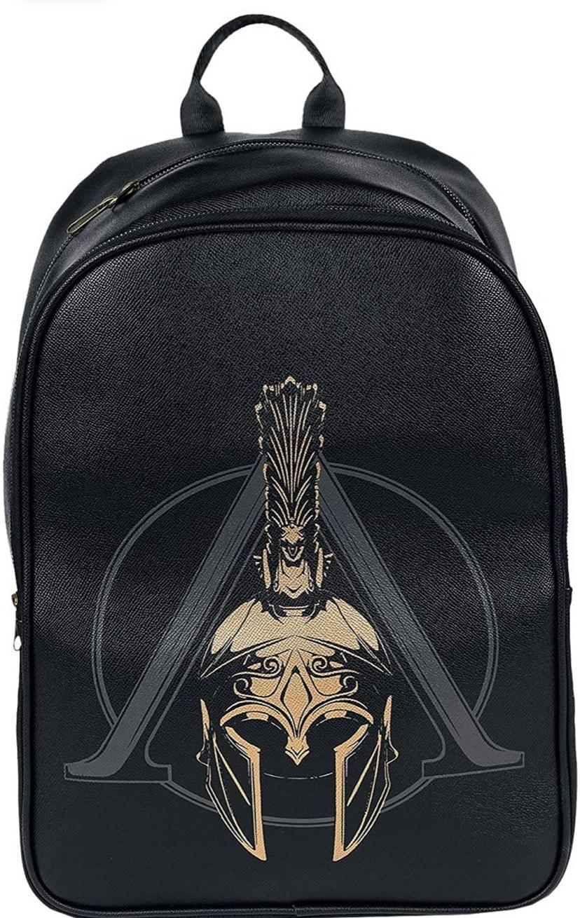 Mochila Assassins Creed Odyssey Logo Premium Backpack