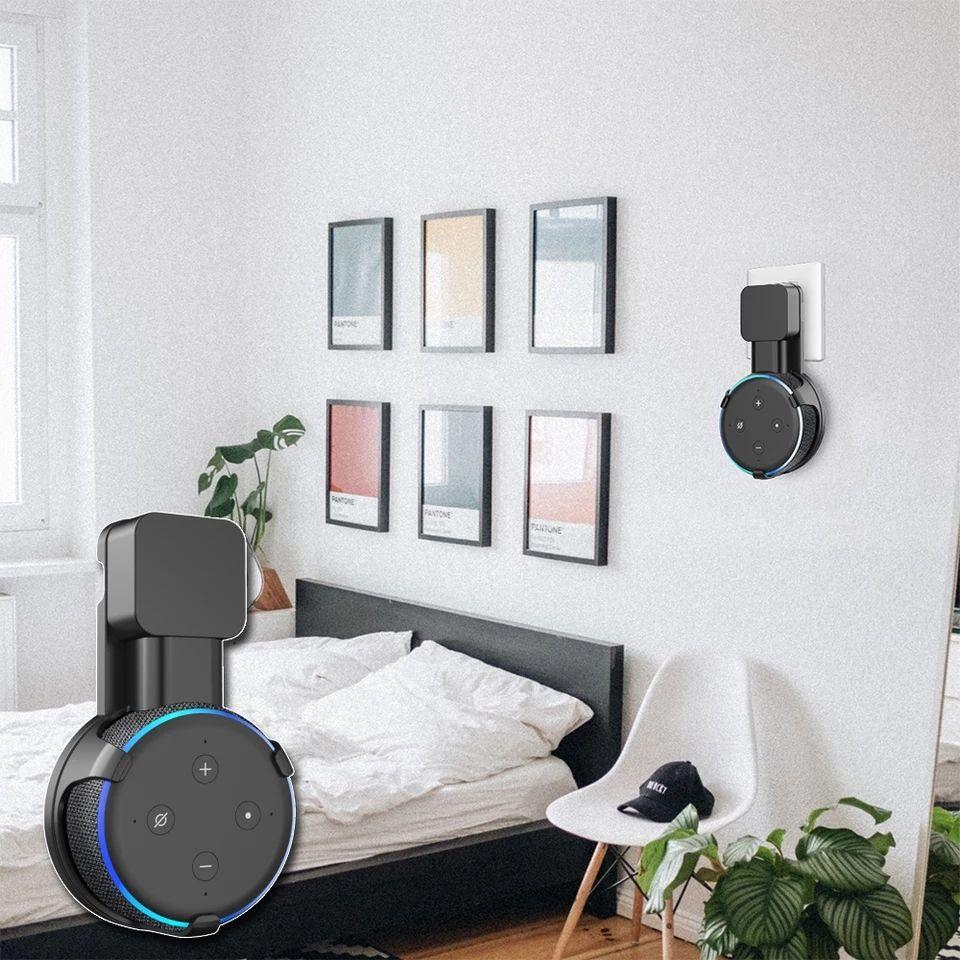 Soporte de pared Amazon Echo Dot 3