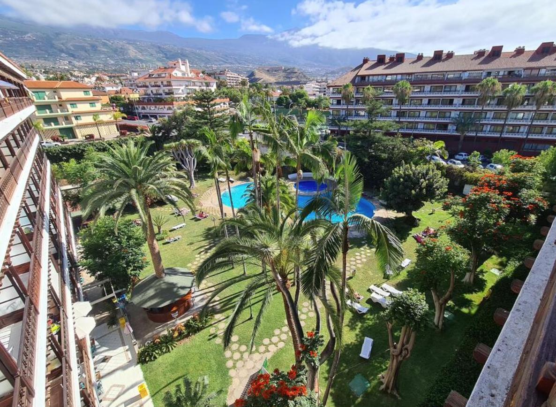 Junio Tenerife 172€/p= 7 noches en apartahotel y vuelos desde Oviedo