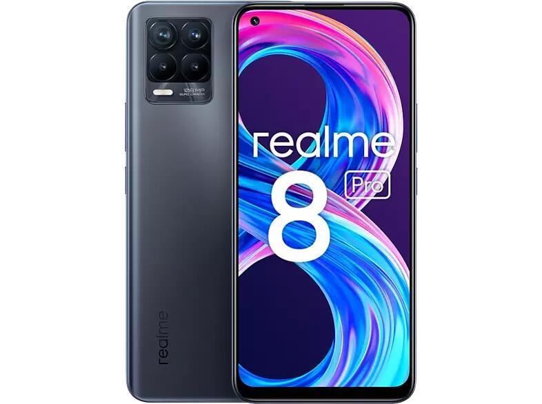 Realme 8 Pro 8GB-128GB (desde España)