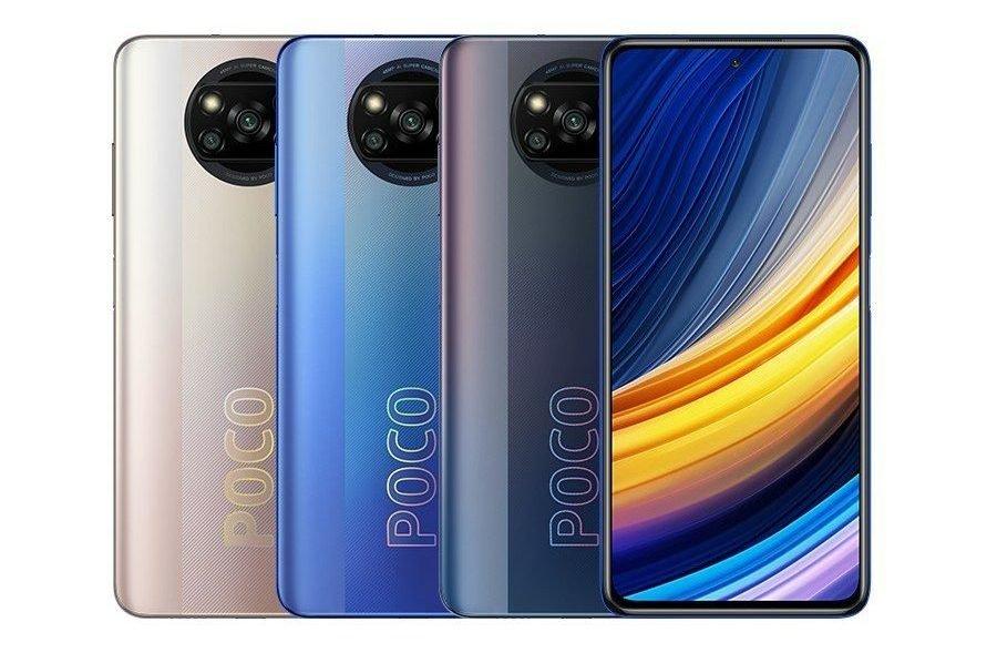 Xiaomi Poco X3 Pro 6GB/128GB - 199€ & 8GB/256GB - 249€ - Desde Aliexpress Plaza