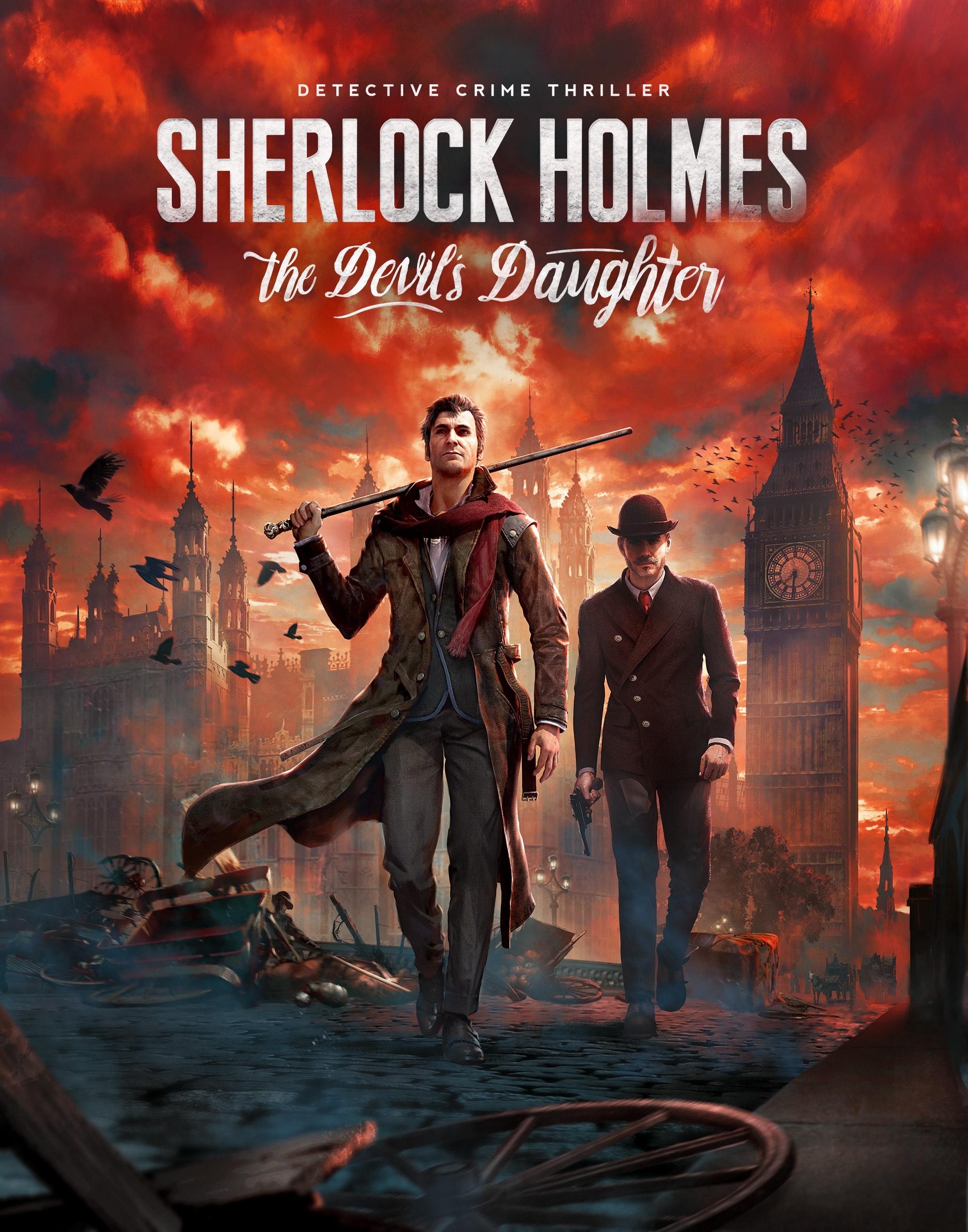 Sherlock Holmes: The Devil's Daughter (Steam) por solo 8 céntimos