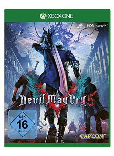 Devil May Cry 5 Xbox one (importación alemana)