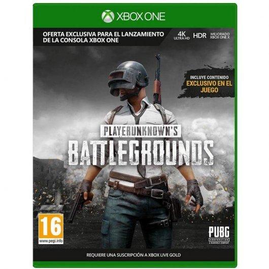 PlayerUnknown's Battlegrounds Ed. Lanzamiento Xbox One