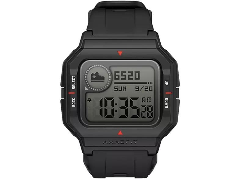 Reloj deportivo - Amazfit NEO, 1.2'', Pulsómetro, Sumergible, Seguimiento actividad