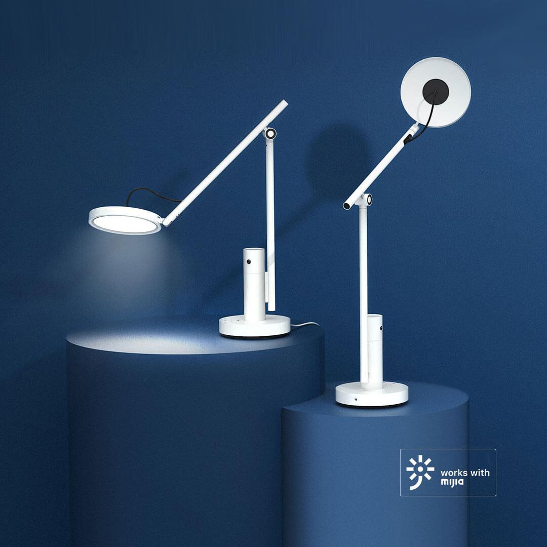 Lámpara inteligente con webcam 1080P