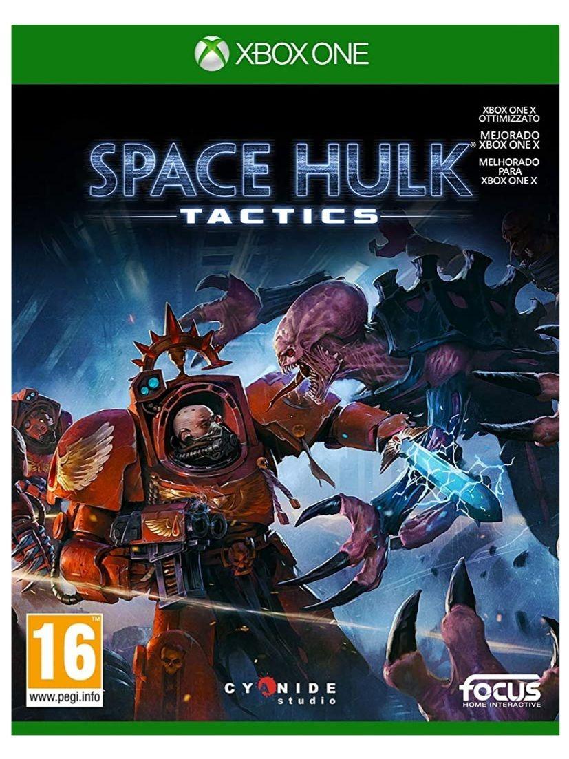 Space Hulk Tactics - Xbox One (Amazon y El Corte Ingles)