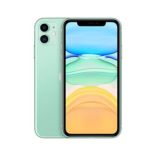 iPhone 11 (256GB) - Color Verde - Mínimo histórico en Amazon