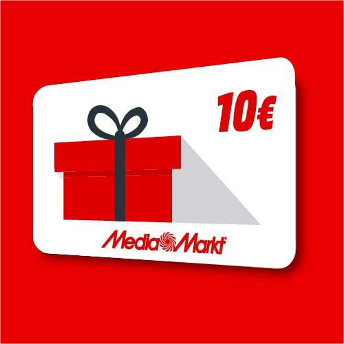 -10€ en compras superiores a 100€ en todo MediaMarkt