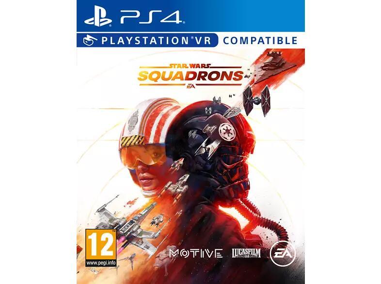 Star Wars Squadrons o NBA 2k21 por 17,99€ cada uno
