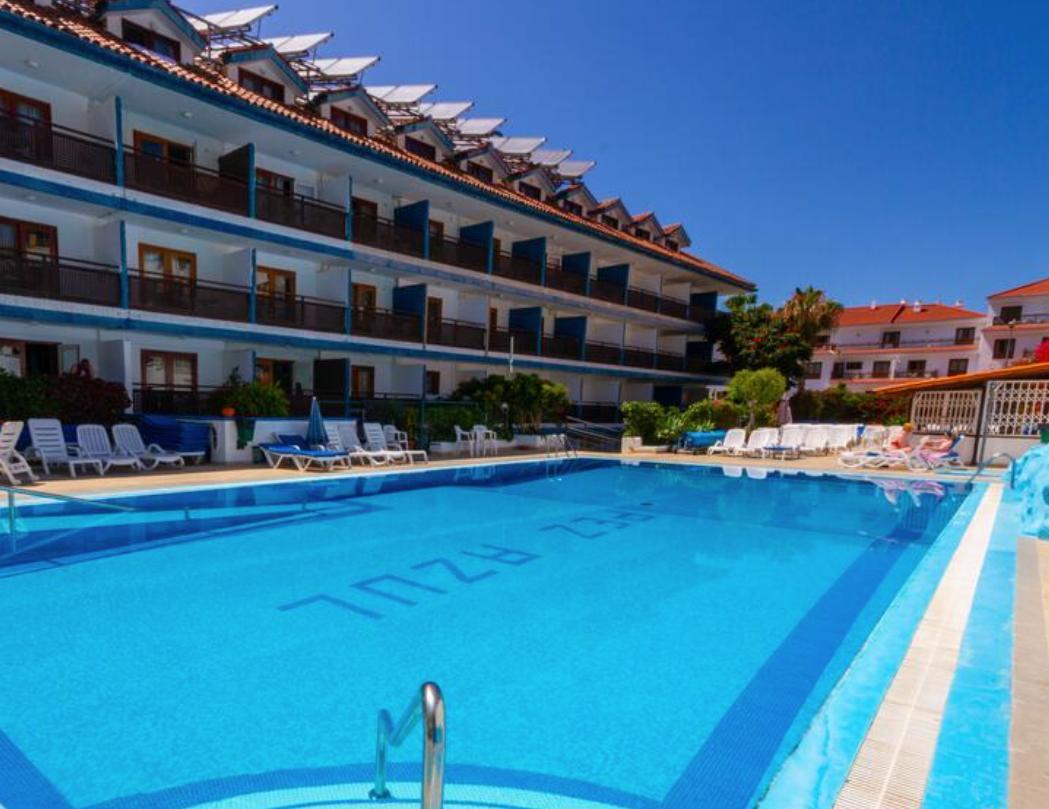 JULIO Tenerife : 7 noches en apartahotel con desayunos por 141€ por persona