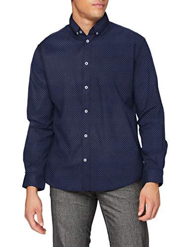 Tom Tailor camisa casual para hombre talla S
