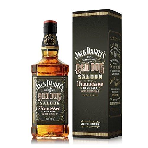 Whisky Jack Daniels - Red Dog