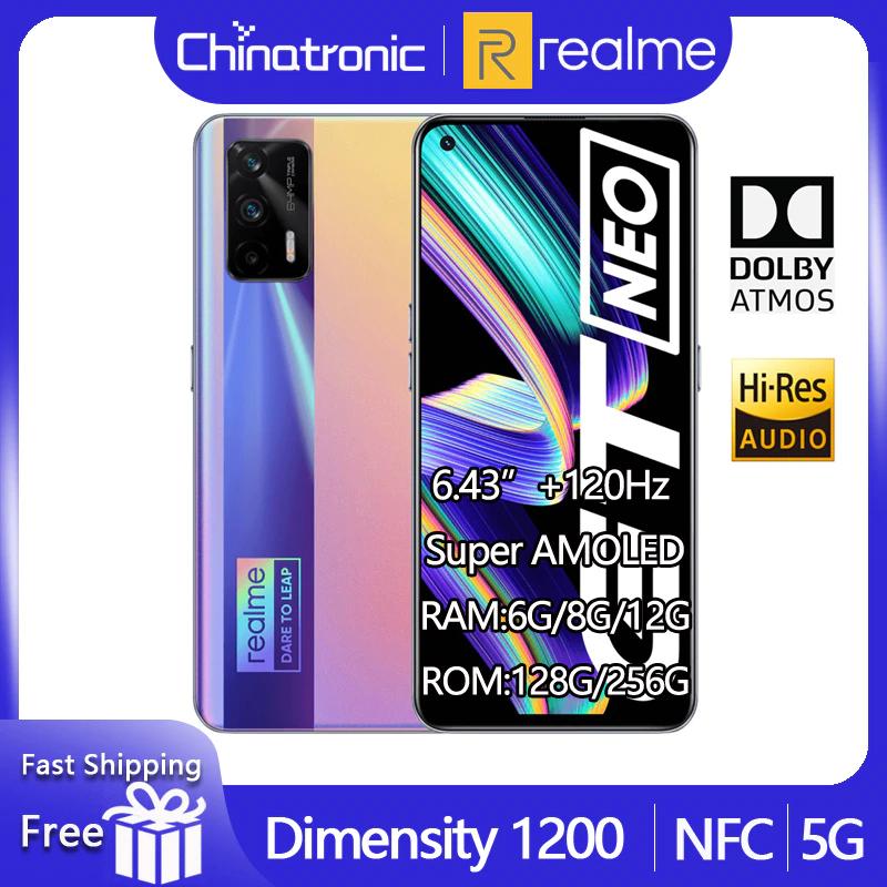 Realme GT Neo 5G 6GB+128GB [Dimensity 1200][Versión China]