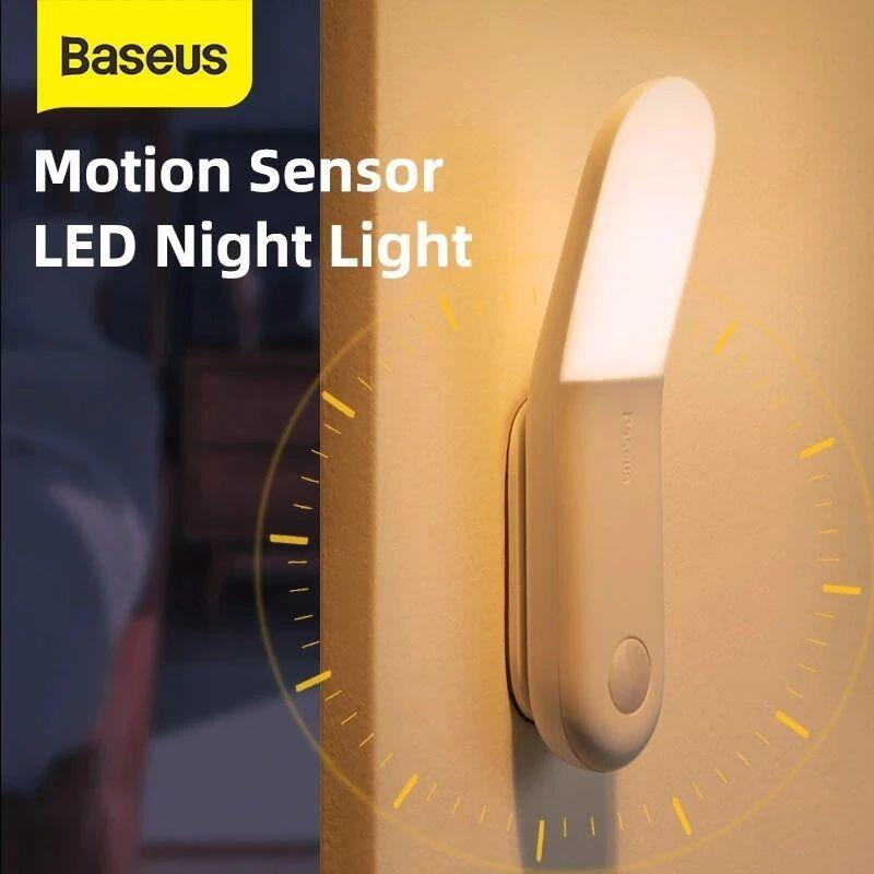 Baseus Luz de noche LED 160°