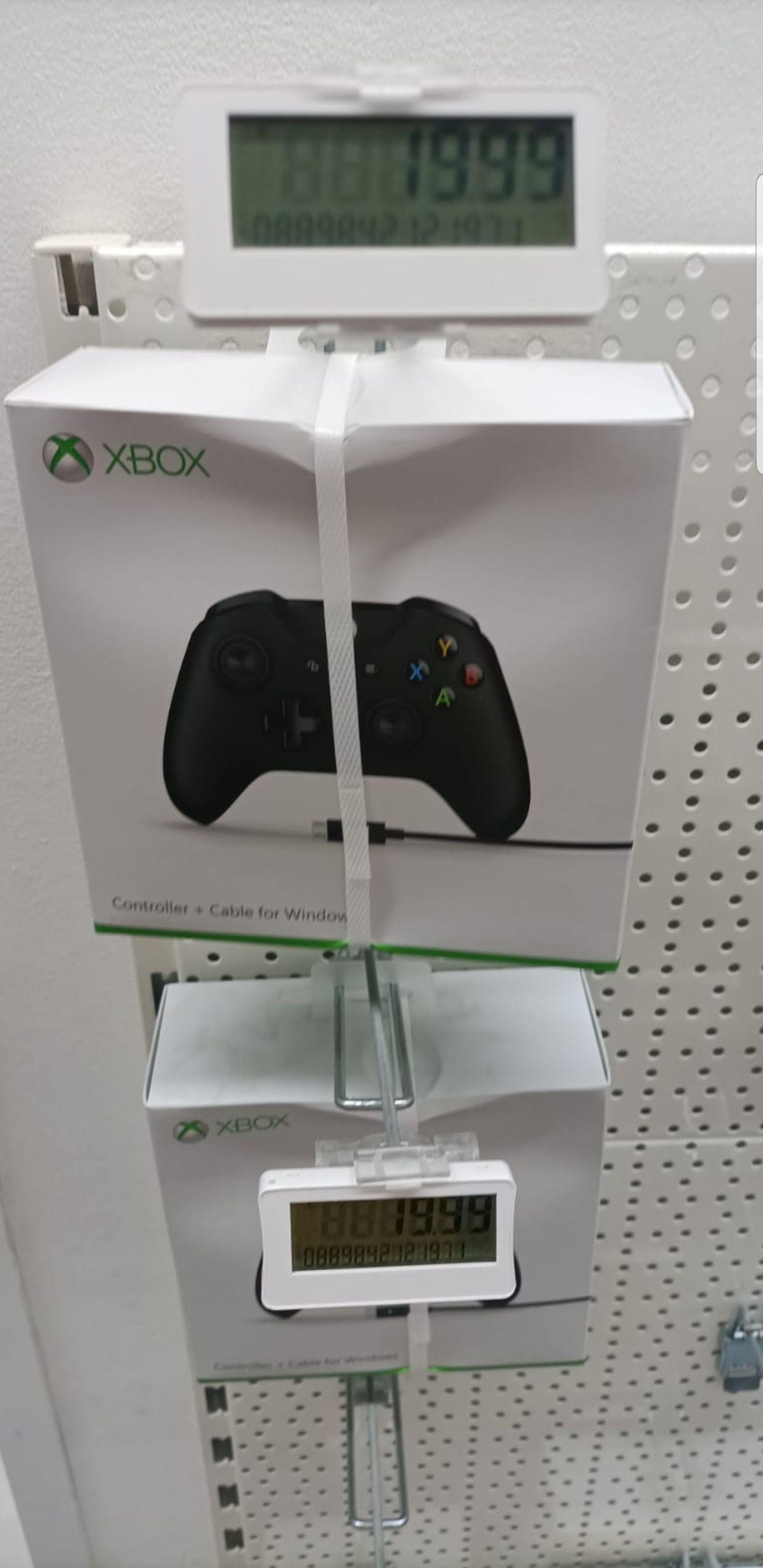 Mando (Control) de Xbox One Negro en Mediamarkt CC Nivaria - Tenerife