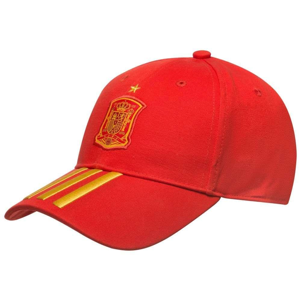 Gorra oficial Adidas España tallas adulto y niño.
