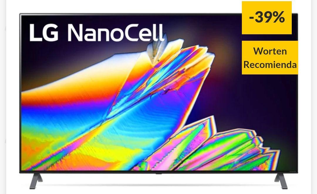 TV LG 55NANO956 (Nano Cell - 55'' - 140 cm - 8K Ultra HD - Smart TV)