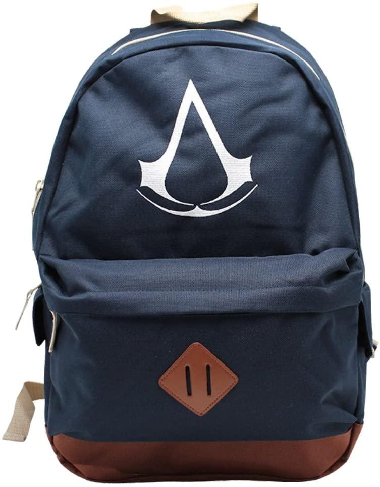Mochila ABYstyle Assassin's Creed con logo bordado