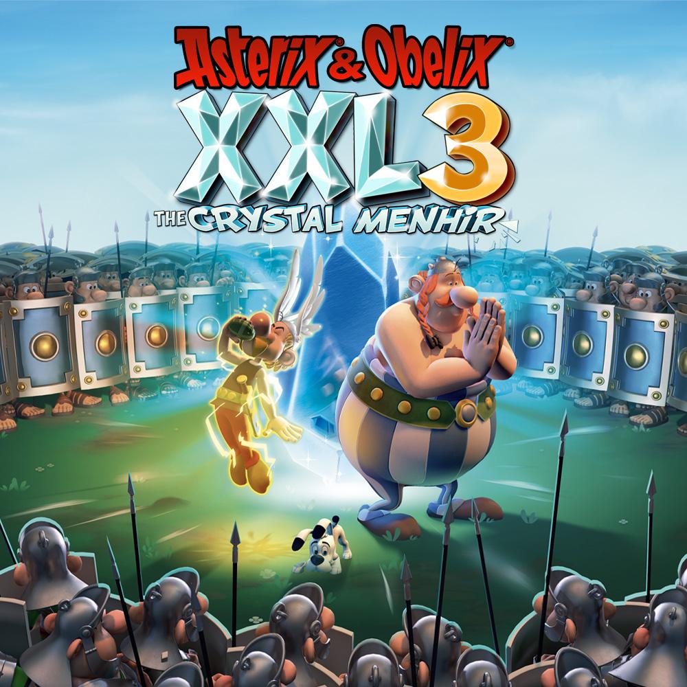 Asterix & Obelix XXL3 The Crystal Menhir solo 6.9€