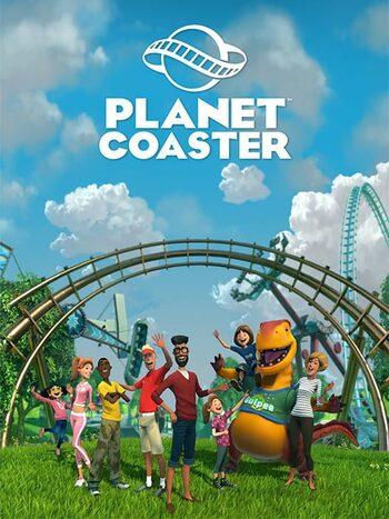 Planet Coaster [KEY STEAM]