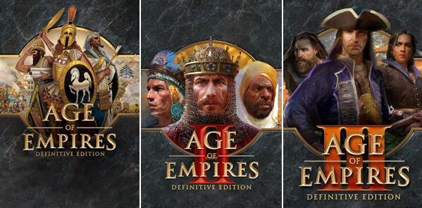 [PC Windows] Age of Empires Definitive Edition - 1,34€ AOE II DE - 3,68€ AOE III DE - 4,12€ (Store brasileño)