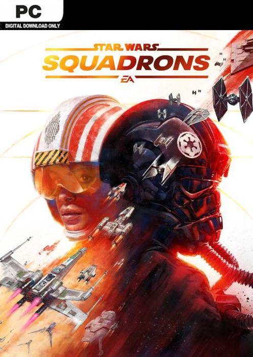 Star Wars Squadrons por 15,29€ y Jedi Fallen Order por 14,19€ (Origin - PC)
