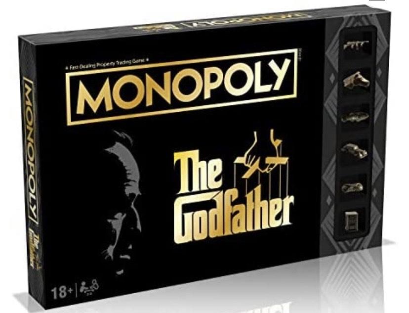 Monopoly: El Padrino ( español) ( precio mínimo)