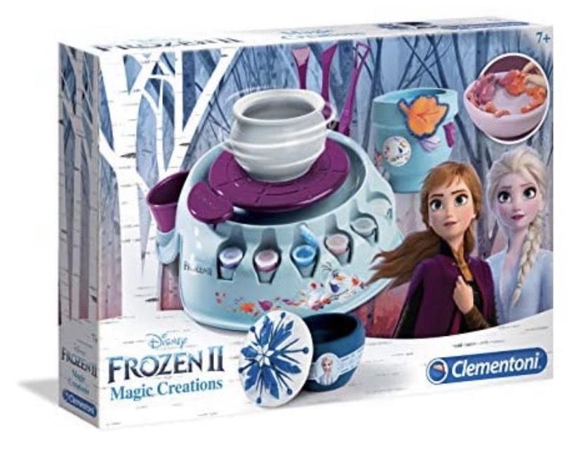 Clementoni - Torno Alfarero Frozen