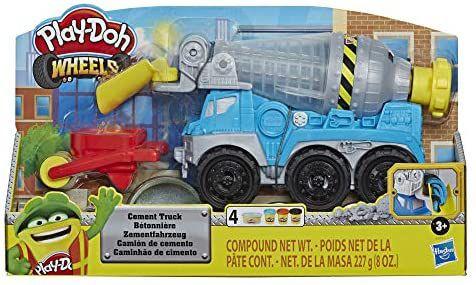 Play-Doh Camión De Cemento