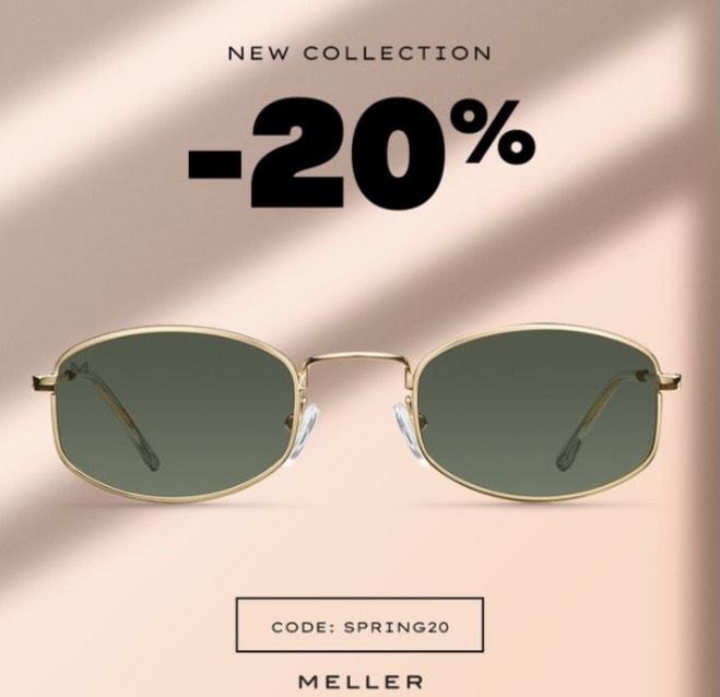 Gafas MELLER -20% de descuento