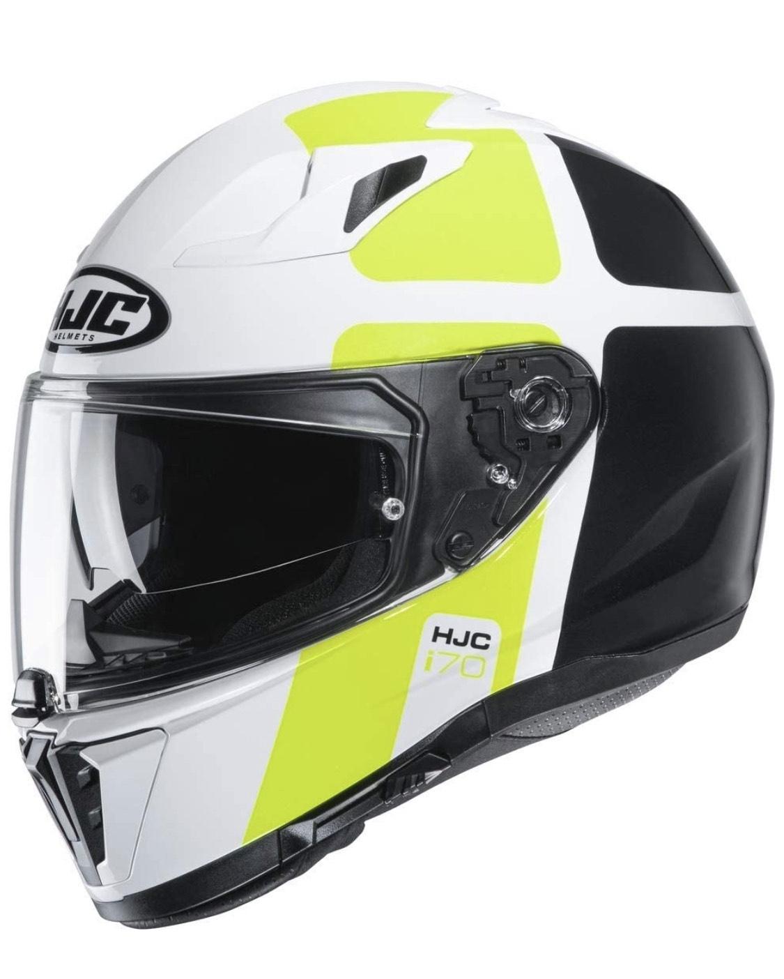 Casco de moto HJC I70. Talla M