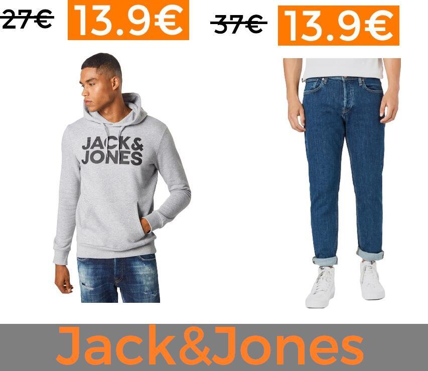 Preciazos en selección Jack&Jones