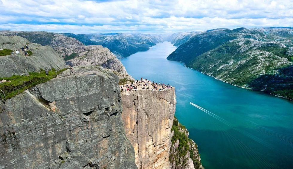 Vuelo a Oslo en Agosto por 12€