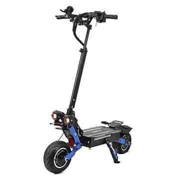 Scooter eléctrico de doble motor LAOTIE® ES19 60V 38.4Ah Batería 6000W 100Km / h Velocidad máxima 135Km Autonomia
