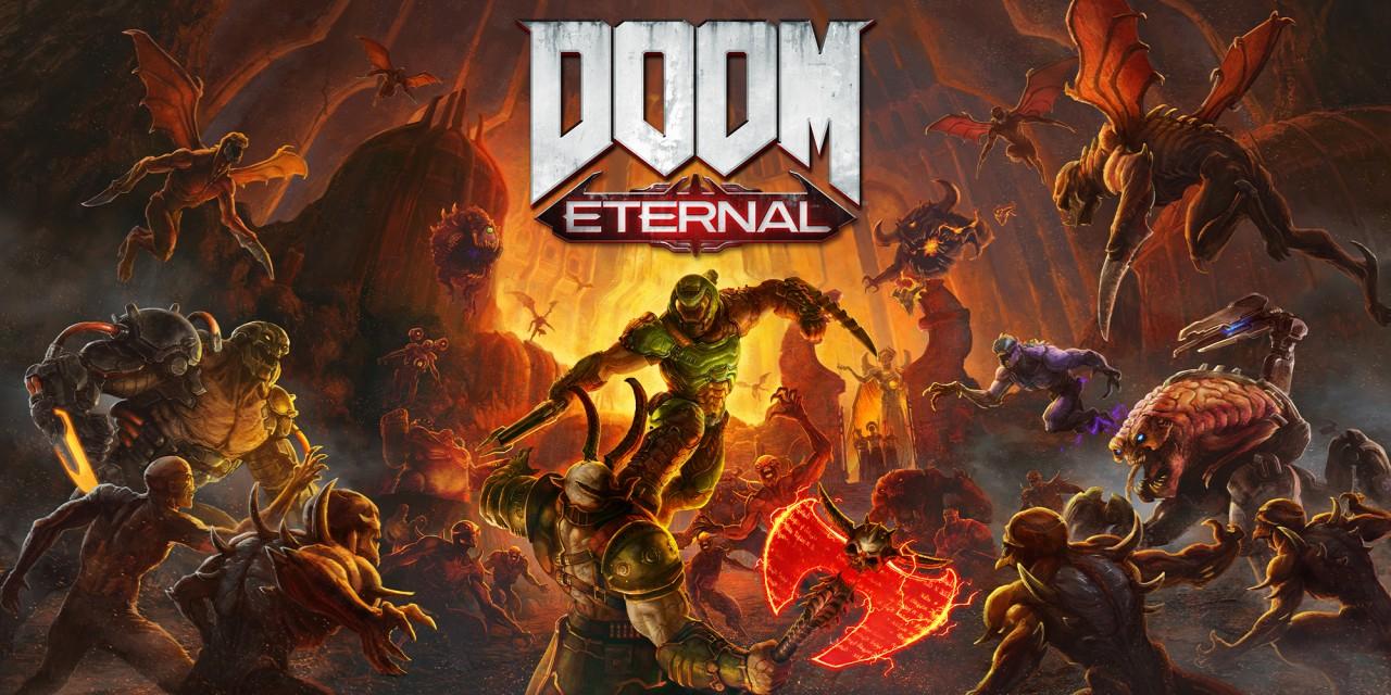 Doom Eternal - Nintendo Switch - eShop