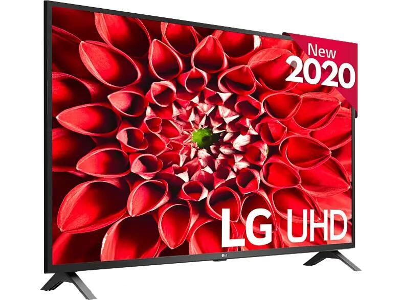 """TV LED 50"""" - LG 50UN73006LA, UHD 4K 3840 x 2160, Smart TV, Bluetooth, WiFi, Asistentes de voz, Negro"""