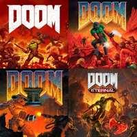 Descuentos en la saga Doom [Nintendo Switch]