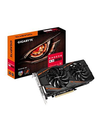 Tarjeta gráfica AMD GIGABYTE RX580 8GB