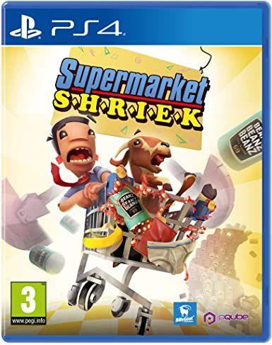 Supermarket Shriek (PS4 y Switch)