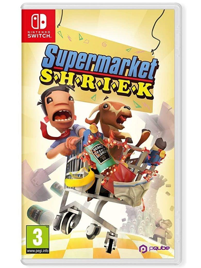 Supermarket Shriek (Switch)