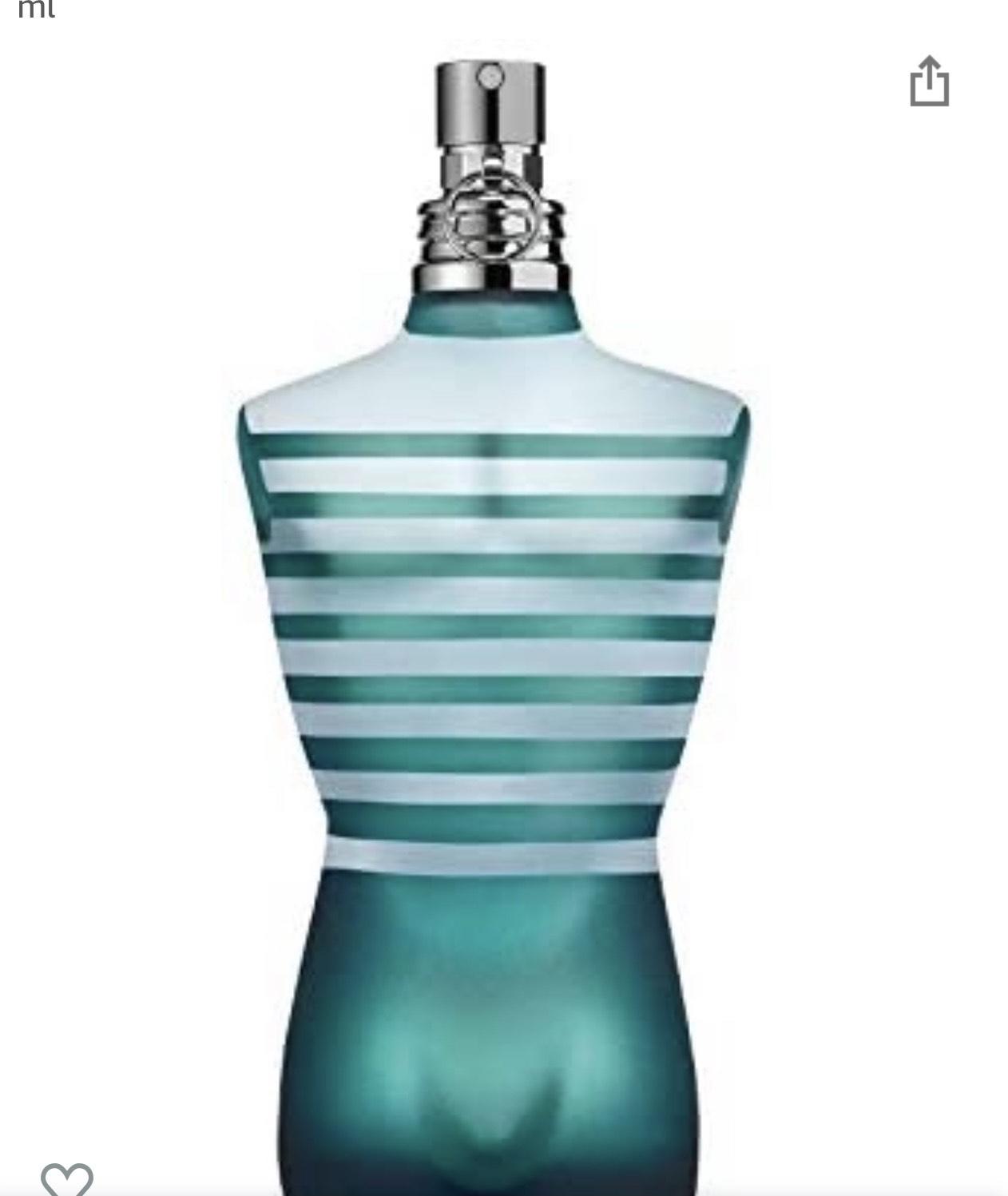 Jean Paul Gaultier Le Male Agua de Tocador Vaporizador - 75 ml