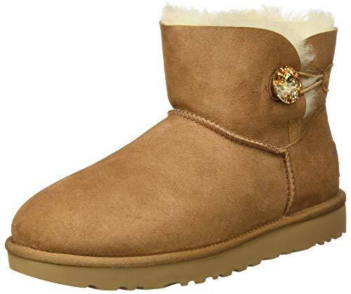 Zapatos Ugg Mini Bailey Button