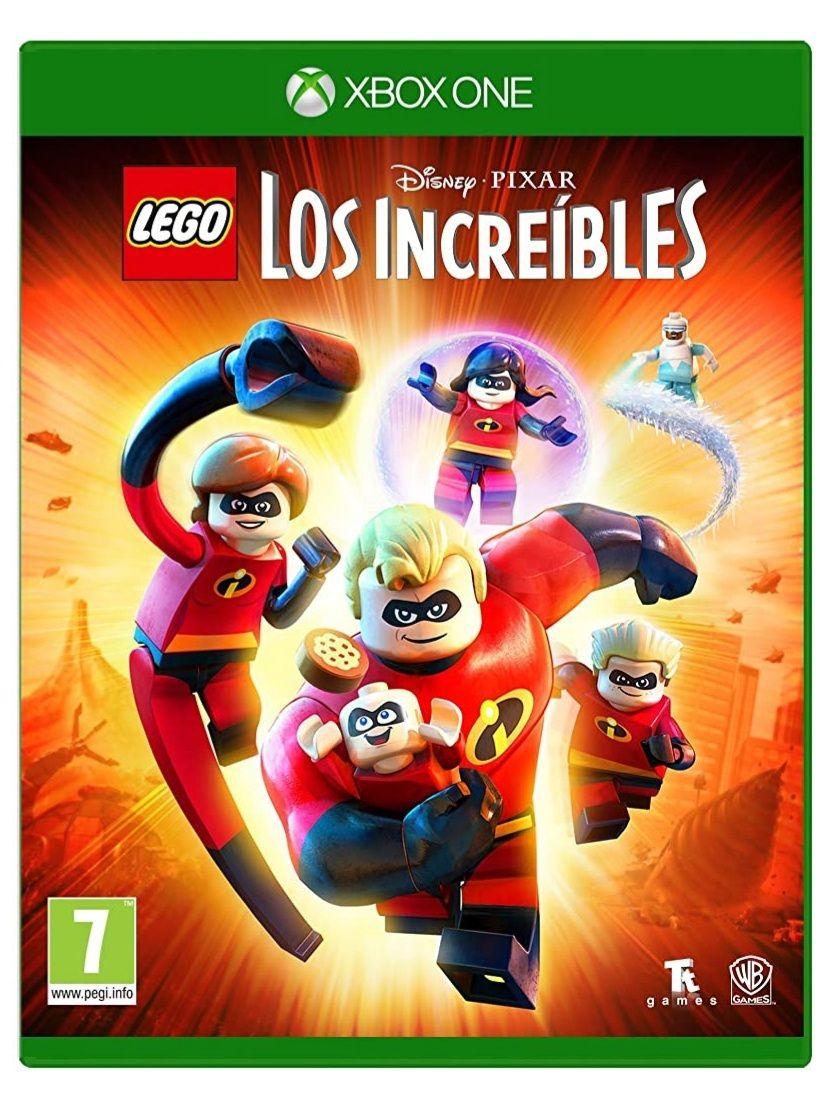 Los Increíbles (Xbox One)