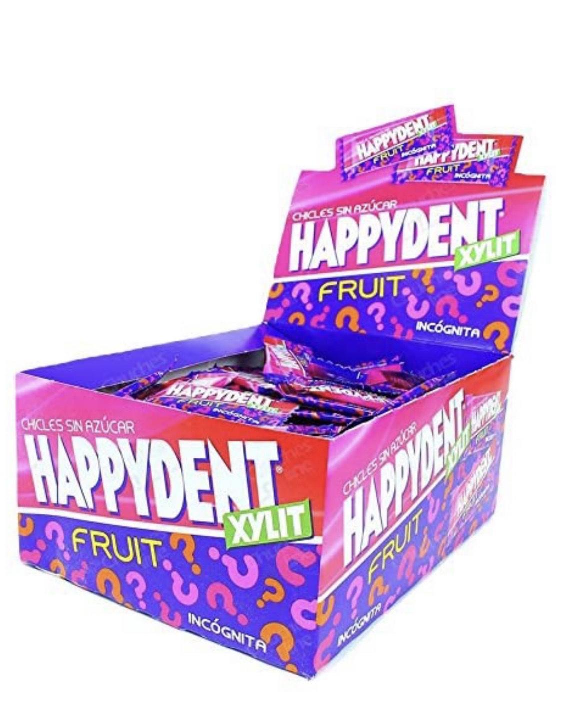200 chicles Happydent - Primaprix
